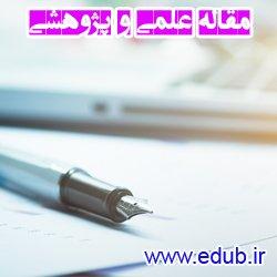 مقاله علمی و پژوهشی مدیریت تصویرسازی ، مدیریت سازمان و رفتار شهروند سازمانی